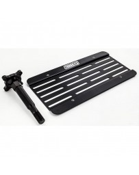 Toyota Supra GR A90 TurboXS TowTag License Plate Relocation Kit