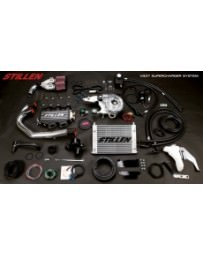 350z HR Stillen Supercharger System, Tuner Kit
