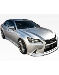 VIS Racing 2014-2015 Lexus LS Vip Full Add-on Lip Kit