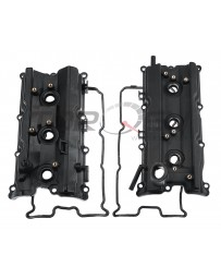 350z Nissan OEM Valve Cover Set with Gaskets