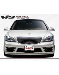 VIS Racing 2010-2013 Mercedes S-Class W221 4Dr Vip Front Bumper