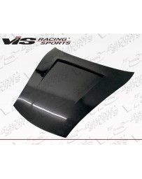 VIS Racing Carbon Fiber Hood GTO Style for Porsche 996 2DR 99-04
