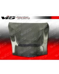 VIS Racing Carbon Fiber Hood G Tech Style for Porsche Cayman 2DR 06-12