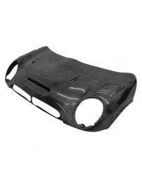 VIS Racing Carbon Fiber Hood DTM Style for BMW Mini Cooper S 2DR 02-06