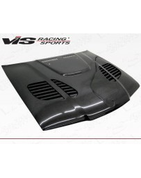 VIS Racing Carbon Fiber Hood GTR Style for BMW 3 SERIES(E36) 4DR 92-98