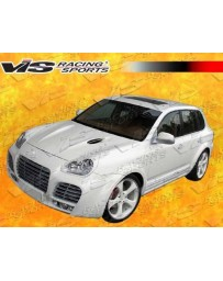 VIS Racing Carbon Fiber F/G Hood A Tech Style for Porsche Cayenne 4DR 02-10
