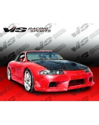 VIS Racing 1995-1999 Mitsubishi Eclipse 2Dr A Tech Widebody Kit