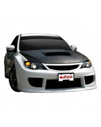 VIS Racing 2008-2014 Subaru Wrx Sti HB Rally Full Kit
