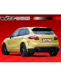 VIS Racing 2011-2014 Porsche Cayenne Matrix Carbon Roof Spoiler