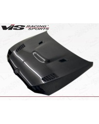 VIS Racing Carbon Fiber Hood XTS Style for BMW 3 SERIES(E92) 2DR 07-10