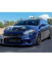 VIS Racing 2013-2017 Dodge Dart SRT HellCat Style Front Bumper