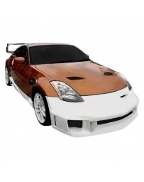 VIS Racing 2003-2008 Nissan 350Z 2Dr Fuzion Full Kit