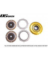 OS Giken TR Twin Plate Clutch for Alfa Romeo 1600cc / 1750cc (Hydraulic) - Overhaul Kit B