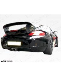 VIS Racing 2006-2008 Porsche Cayman 2Dr A Tech Gt Rear Bumper