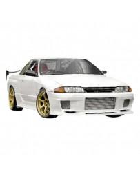 VIS Racing 1990-1994 Nissan Skyline R32 Gtr 2Dr Demon Full Kit