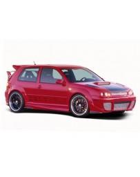 VIS Racing 1999-2005 Volkswagen Golf/Gti 2dr G-Spec 11Pc Full Kit W/Extreme Flares