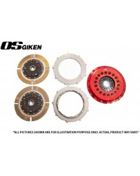 OS Giken STR Twin Plate Clutch for BMW E46 M3 - Overhaul Kit B