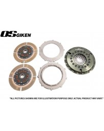 OS Giken GT Twin Plate Clutch for BMW E46 M3 - Clutch Kit