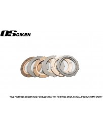 OS Giken R Triple Plate Clutch for BMW E46 M3 - Overhaul Kit A