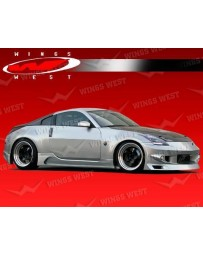 VIS Racing 2003-2008 Nissan 350Z 2Dr Jpc Type A Full Kit