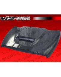 VIS Racing Carbon Fiber Hood SRT Style for Dodge Ram 2DR & 4DR 94-01