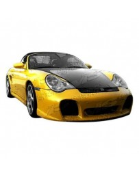 VIS Racing Carbon Fiber Hood OEM Style for Porsche 996 2DR 99-04