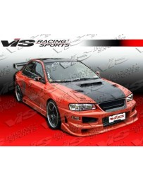 VIS Racing 1993-2001 Subaru Impreza 4Dr Monster Widebody 8 Pieces Full Kit
