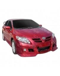 VIS Racing 2009-2010 Toyota Corolla 4Dr Ams Full Kit