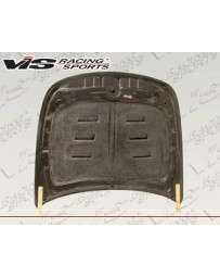 VIS Racing Carbon Fiber Hood Terminator Style for Infiniti G37 2DR 08-13
