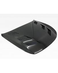 VIS Racing Carbon Fiber Hood AMS Style for Infiniti Q60 2DR 14-15