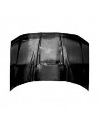 VIS Racing Carbon Fiber Hood ZD Style for Ford F150 2DR & 4DR 04-08