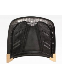 VIS Racing Carbon Fiber Hood AMS Style for Infiniti G37 2DR 08-13