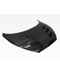 VIS Racing Carbon Fiber Hood AMS Style for Hyundai Veloster 2DR 12-13