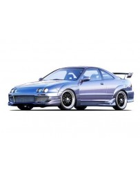 VIS Racing 1994-1997 Acura Integra 2Dr Avenger Kit W/7Pc Extreme Flares