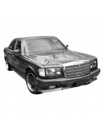 VIS Racing 1992-1999 Mercedes S-Class W140 4Dr Euro Tech Full Kit