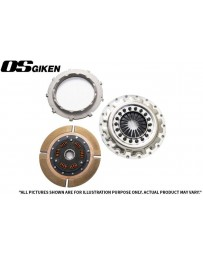 OS Giken SuperSingle Plate Clutch for Mitsubishi CE9A Lancer Evo I-III - Overhaul Kit B