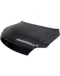 VIS Racing 2002-2008 Lexus Sc 430 2Dr Oem Style Carbon Fiber Trunk
