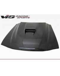 VIS Racing Carbon Fiber Hood SS Style for Ford MUSTANG 2DR 94-98
