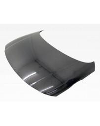 VIS Racing Carbon Fiber Hood OEM Style for AUDI TT 2DR 00-06