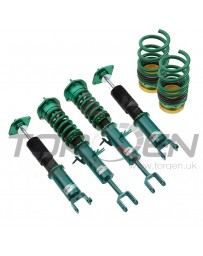 "350z Tein 0.2""-3.3"" x 0.4""-2.8"" Flex Z Front and Rear Lowering Coilover Kit"