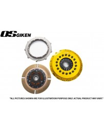 OS Giken SuperSingle Single Plate Clutch for Mazda FC3S RX7 - Overhaul Kit B
