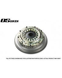 OS Giken TS Twin Plate Clutch Mazda RX-7 (All) RX-8 - Clutch Kit