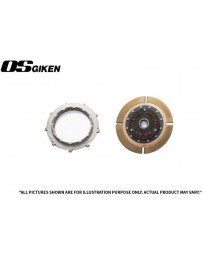 OS Giken SuperSingle Single Plate Clutch for Mazda FD3S RX-7 AL Cover - Overhaul Kit A