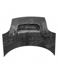 VIS Racing Carbon Fiber Hood V Line Style for Toyota MRS 2DR 00-05
