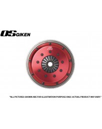 OS Giken STR Twin Plate Clutch for Mazda FD3S RX-7 - Clutch Kit