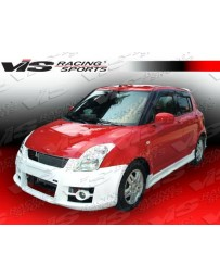 VIS Racing 2005-2008 Suzuki Swift 4Dr A Tech Full Kit