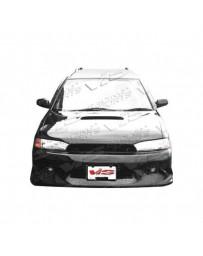 VIS Racing Carbon Fiber Hood STI Style for Subaru Legacy 4DR 95-99