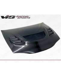 VIS Racing Carbon Fiber Hood G Speed Style for Mitsubishi Eclipse 2DR 95-99