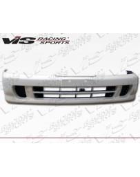 VIS Racing 1994-2001 Acura Integra Jdm 2Dr/4Dr Oem Plastic Front Bumper
