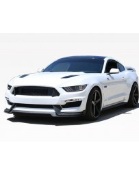 VIS Racing 2015-2017 Ford Mustang GT350 Style Front Bumper Conversion Polypropylene
